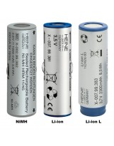 Batteries rechargeables Heine