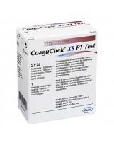 CoaguChek XS bandelettes de test (2x24)
