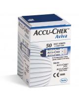 Accu-Chek Aviva - bandelettes de test