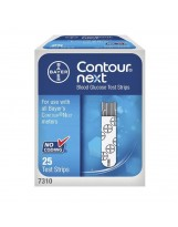 Bayer Contour Next - bandelettes de test