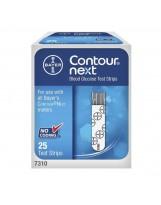 Bayer Contour Next - teststrips