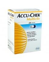 Accu-Chek Multiclix - lancettes