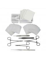 Set de dermatologie chirurgicale - 7026