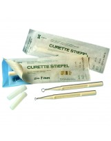 "Curette Stiefel - ""Ring curette"""