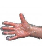 Gants en polyéthylène