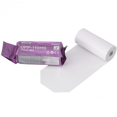 Papier thermique Sony UPP-110HG