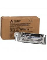 Papier thermique Mitsubishi K61B / KP61B
