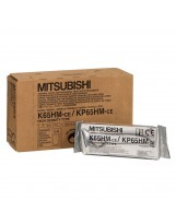 Papier thermique Mitsubishi K65HM / KP65HM