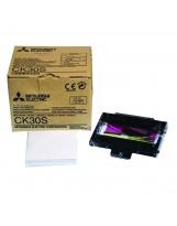 Papier thermique Mitsubishi CK30S