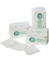 Compresses de gaze stériles - 8 plis - 1/blister