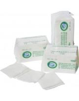 Compresses de gaze stériles - 8 plis - 5/blister