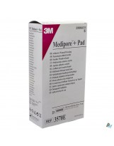3M Medipore ™ + Pad Soft Cloth