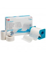 Sparadrap chirurgical Micropore 3M avec distributeur