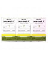 Hemoccult test
