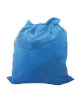 Sacs poubelles bleus
