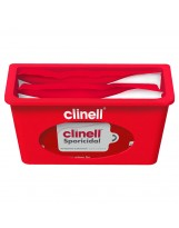 Distributeur Clinell pour lingettes Sporicide