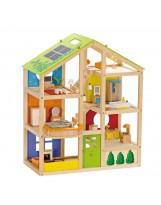 Maison quatre saisons meublée