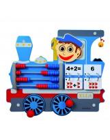 Elément de jeux de train locomotif Ella