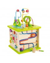 Cube de jeu Country Critters Play
