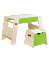 Set de station de jeux avec chaise