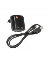 Câble USB avec E4-USB bloc d'alimentation enfichable