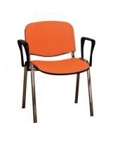Paar armleuningen voor Iso stoel