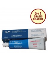 Gel lubrifiant KY gel