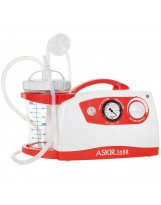 Machine d'aspiration Askir 36 BR
