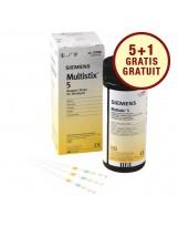 Urinetest: Siemens Multistix 5 - Siemens teststrips