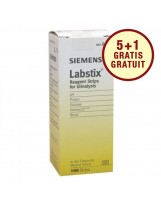 Urinetest: Siemens Labstix - Siemens teststrips