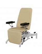 Onderzoekstafel Plinth 93BE - Flebotomie stoel