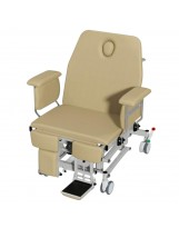 Table d'examen Plinth BARI3 - Fauteil roulant bariatrique
