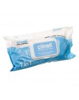 Lingettes Clinell pour les soins de la continence