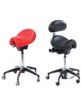 "Premium zadelstoel Plinth ""Saddle Chairs"""
