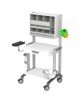 Chariot Haeberle Doppio – chariot pour injection COMPACT