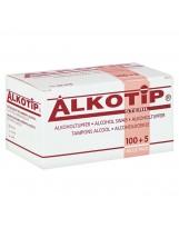 Lingettes alcoolisées stériles Alkotip