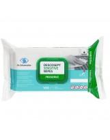 Lingettes désinfectantes Descosept Sensitive Wipes