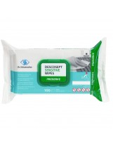 Ontsmettingsdoekjes Descosept Sensitive Wipes