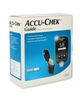 Roche Accu Chek Guide - Kit de lecteur de glycémie sans fil